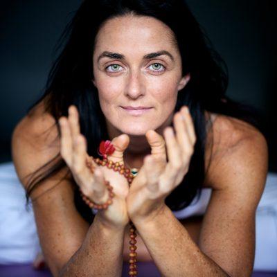 Lara Stepleton - YOAS yoga teacher