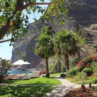 Finca Argayall, La Gomera - yoga holiday - Yoga on a Shoestring