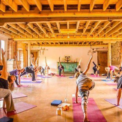 Swaffham Manor - YOAS retreats