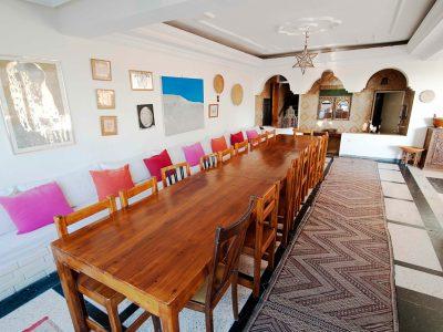 Villa Mandala, Morocco - yoga and surfing - YOAS holidays