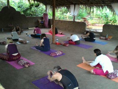 Banyan Tree, Goa - yoga holiday - Yoga on a Shoestring