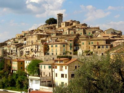 In Sabina, Italy - yoga holiday