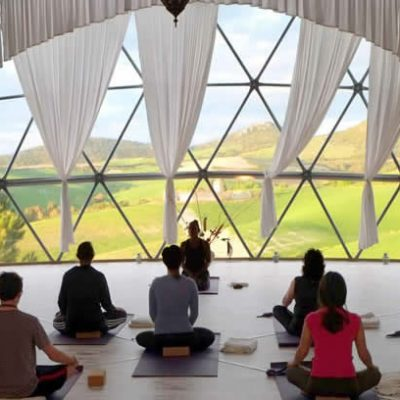 Suryalila, Andalucia, Spain - yoga holiday - Yoga on a Shoestring