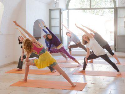 Masseria della Zingara, Puglia - yoga holiday