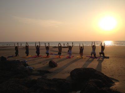 Satsanga Goa - Yoga on a Shoestring