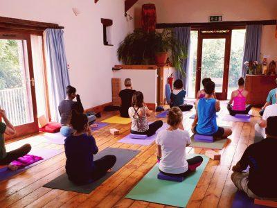 Eden Rise yoga retreat Devon - YOAS