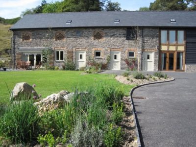 Garth Barns, Llanidloes, Wales - YOAS retreat