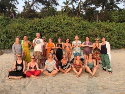 Banyan Tree - Goa - India - Yoga on a Shoestring