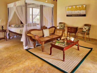 Sri Lanka - Sri Devi villas - Yoga on a Shoestring