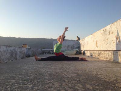 yoga on a shoestring - yoga holidays