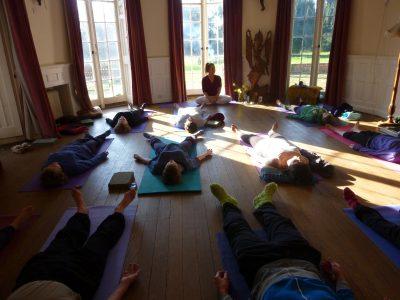 Braziers Park - yoga - YOAS