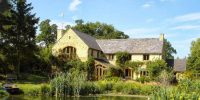 Holycombe yoga retreat, Cotswolds UK - Yoga on a Shoestring