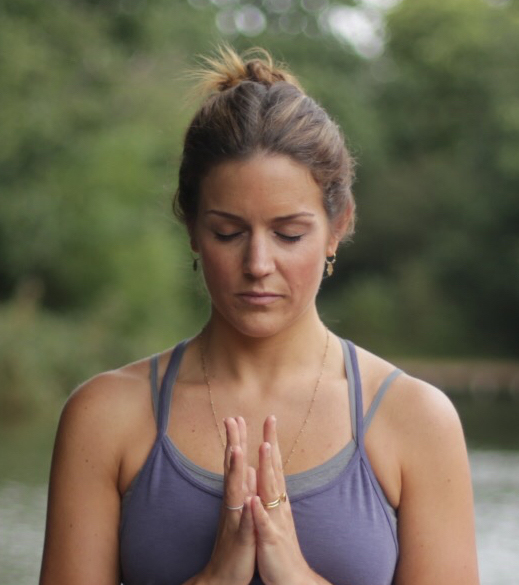 Karen Brown - Yoga on a Shoestring teacher