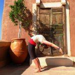 Back bends - yoga & health