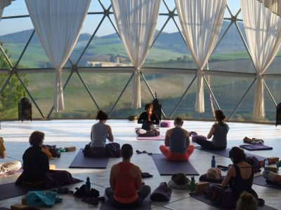 Suryalila Retreat Centre, Andalucia - Yoga holiday - Yoga on a Shoestring
