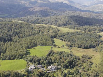 Yewfield, Lake District UK - yoga retreat - Yoga on a Shoestring