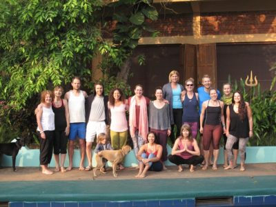 Satsanga Goa - Yoga on a Shoestring