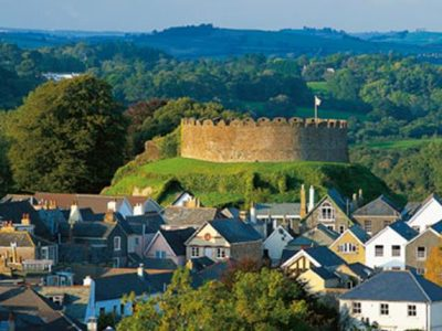 Totnes town, Devon - YOAS