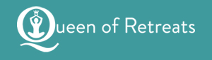 Queen of Retreats website logo - YOAS