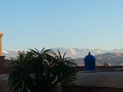 Tigmi, Marrakesh, Morocco - Luxury yoga holiday - Yoga on a Shoestring