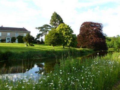West Lexham retreat UK - Yoga on a Shoestring