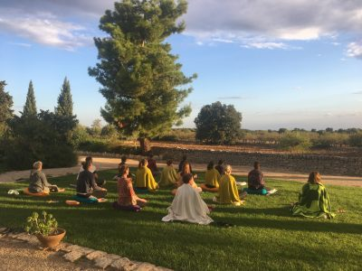 Masseria della Zingara, Puglia - YOAS holiday - Yoga on a Shoestring