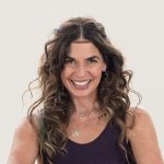 Annie Edwards - yoga teacher - Yoga on a Shoestring - YOAS