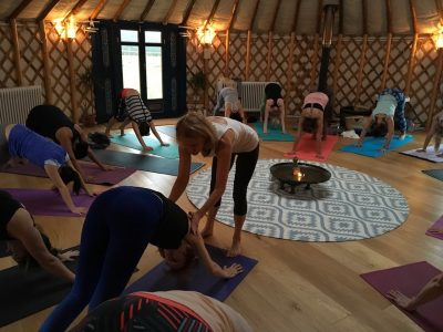42 Acres - Somerset - yoga retreat - Yoga on a Shoestring