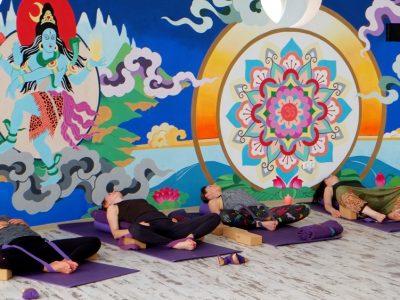 Suryalila Retreat Centre, Andalucia - Yoga holiday - Yoga on a Shoestring