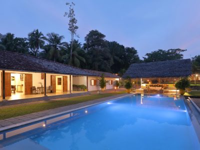 Sri Lanka - Sri Devi villas - Yoga on a Shoestring