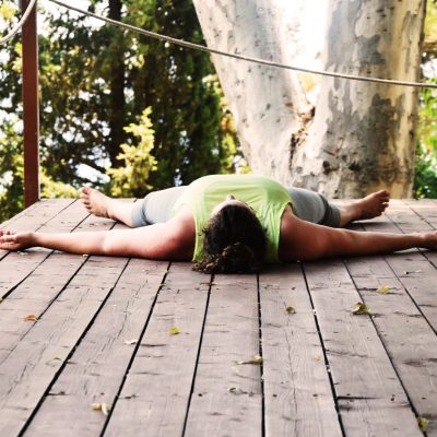 savasana - relaxation - yoga - yoga on a shoestring - YOAS holiday and retreats