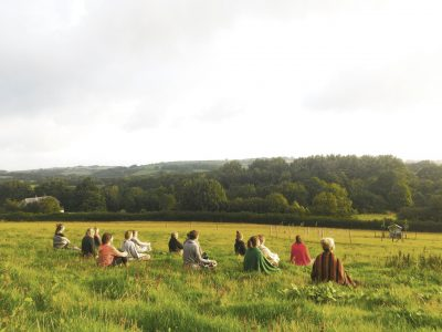 Eden Rise yoga retreat Devon - YOAS - Yoga on a Shoestring