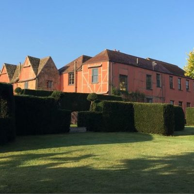 Pauntley Court, Gloucestershire - a yoga retreat - Yoga on a Shoestring - YOAS
