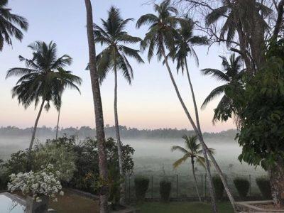 Sri Lanka - Sri Devi villas - Yoga on a Shoestring - YOAS - yoga holiday