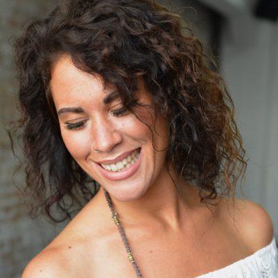 Elena Byers - yoga teacher - YOAS - Yoga on a Shoestring