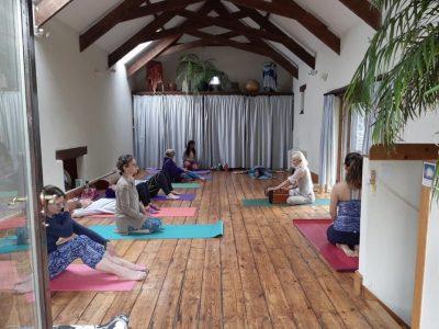 Eden Rise yoga retreat Devon - YOAS - Yoga on a Shoestring